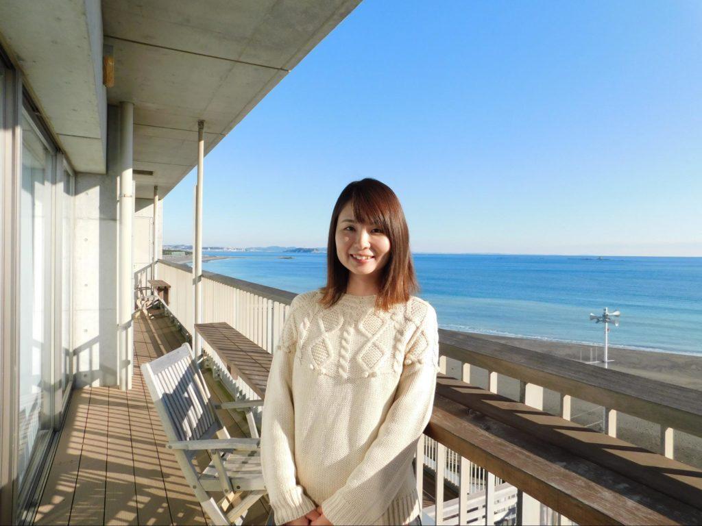 【インタビュー】茅ヶ崎に移住をきっかけにsaas系ベンチャーで働く