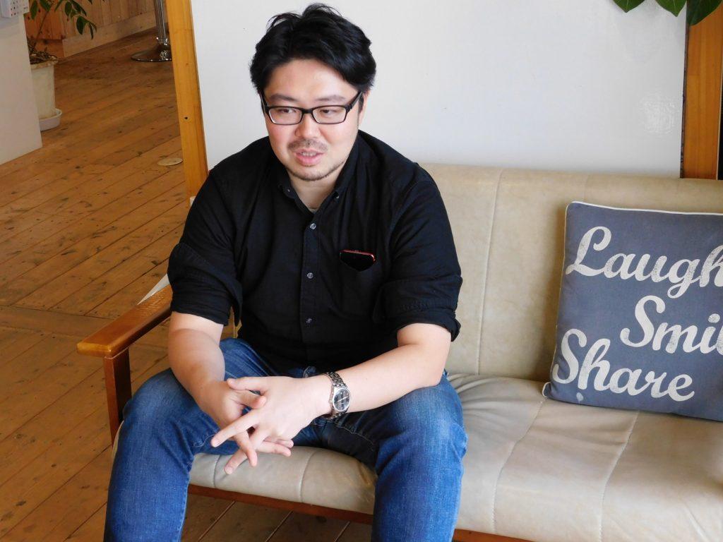 【インタビュー】茅ヶ崎、地元のITベンチャー企業のCMOとして働く